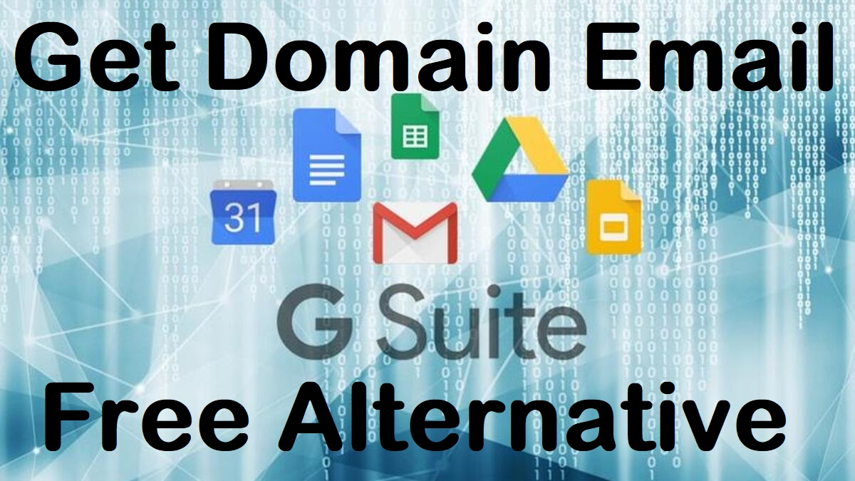 Best Alternative to G Suite Get Business Domain Email Address & Disk Space Reliable Yandex Switch