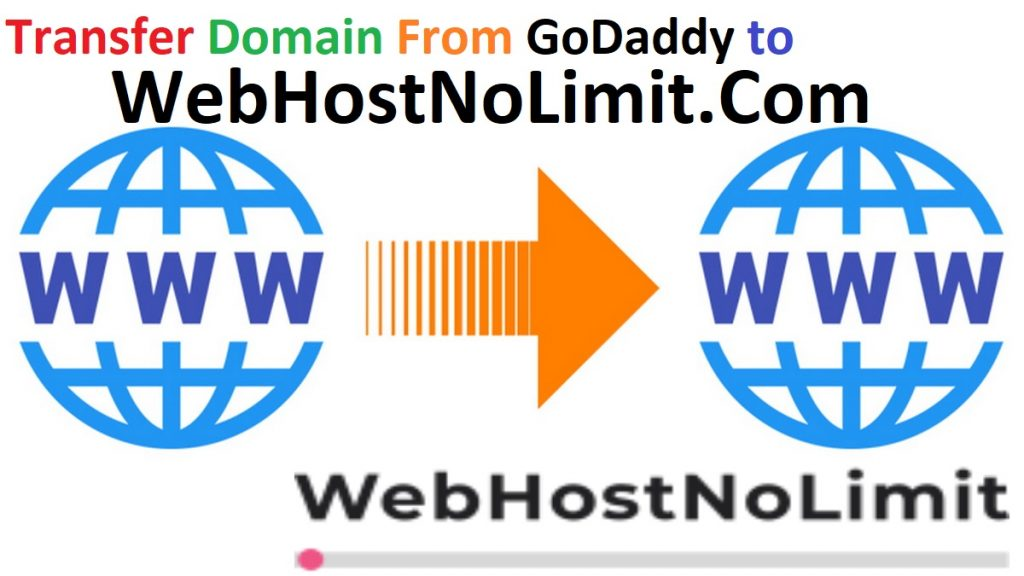 Tranfer Domain from Godaddy to webhostnolimit